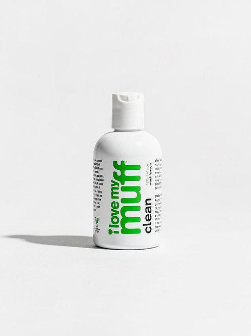 Muff GREEN CLEAN: WASH