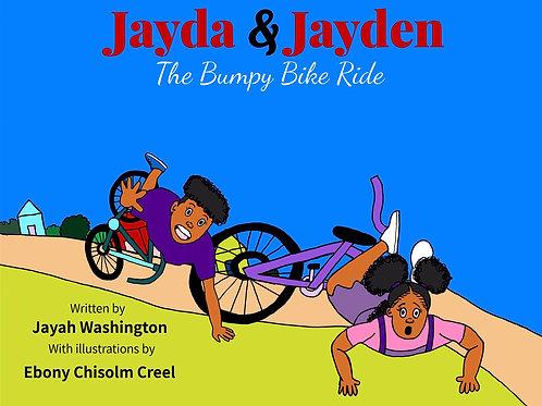 Jayda & Jayden The Bumpy Bike Ride Ebook