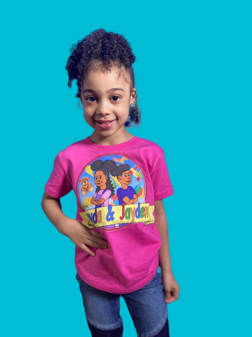 Jayda & Jayden T-shirt