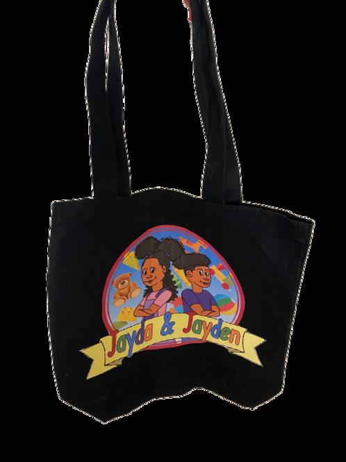 Jayda & Jayden Tote Bag