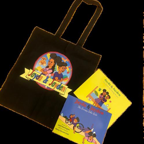 Jayda & Jayden Tote Bag Deal
