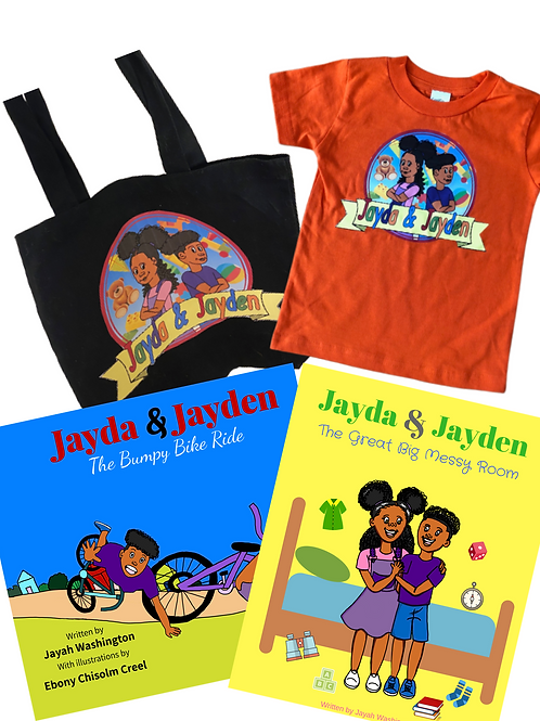 Jayda & Jayden Bundle Deal