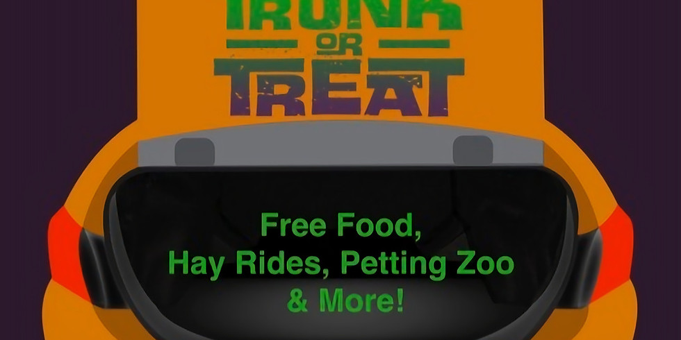 No Trunk or Treat This Year :(