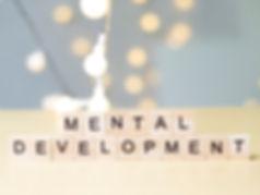 Mental Development, personal education s