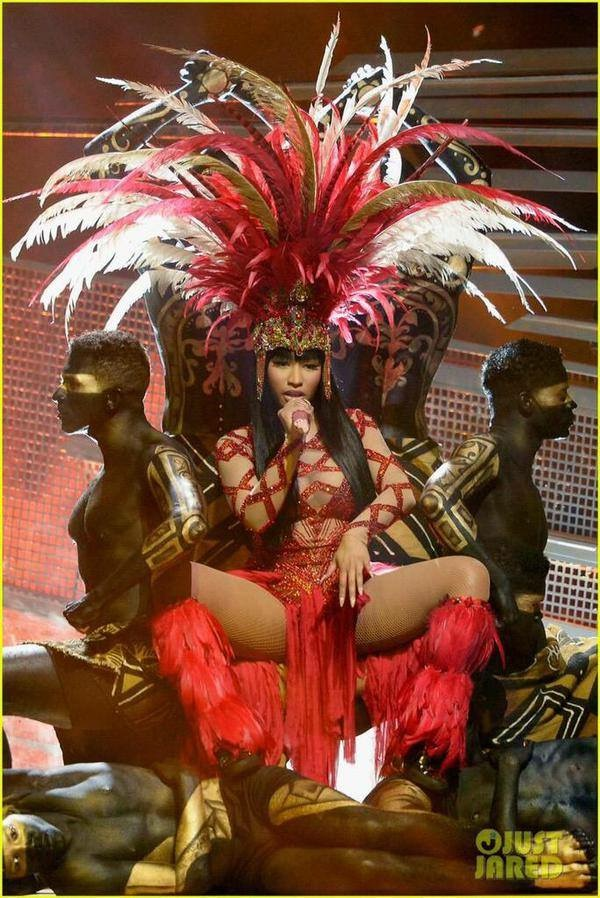 2015 Nicki Minaj VMA Performance