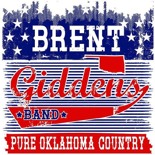 Brent Giddens Band Shirts
