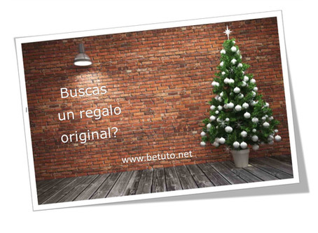 Buscas un regalo original?