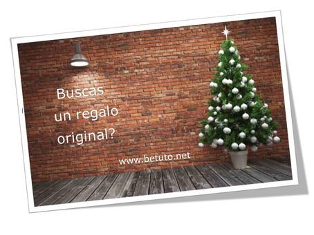 Buscas un regalo original?