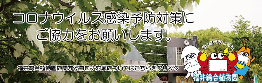 コロナウイルス対策用体育施設バナー(植物園).png