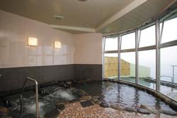 蟹の泡風呂