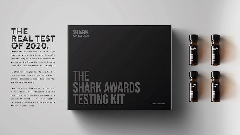 Shauna Irani The Kinsale Shark Awards Te