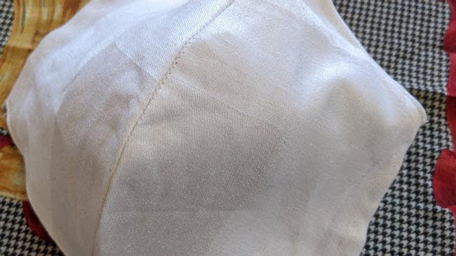M001手作りマスク 男性用 白