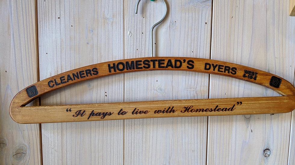 ハンガー 木製 homestead