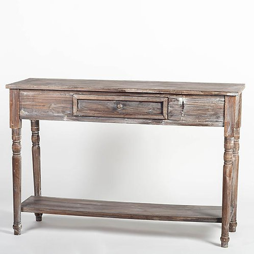 Wooden Wash Table