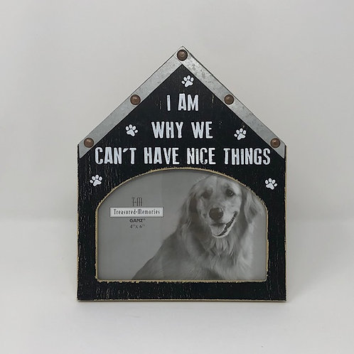 Pet Photo Frame