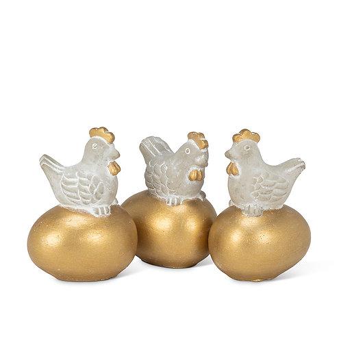 Chicken with Golden Eggs