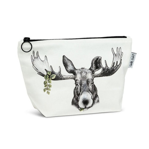 Forest Prince Moose Pouch