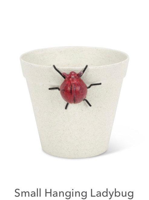 Small Hanging Ladybug