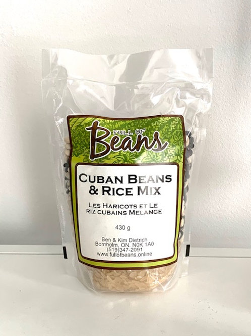 Cuban Beans and Rice