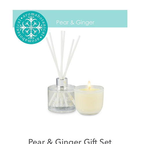 Pear & Ginger Gift Set