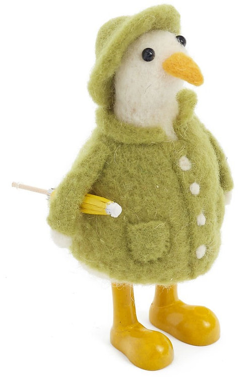 Felted Duck