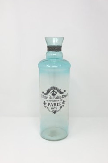 Glass Deco Bottle