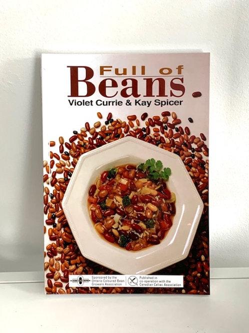 Full of Beans Cookbook
