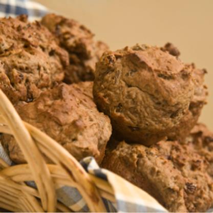 Applesauce & Raisin Muffin Mix