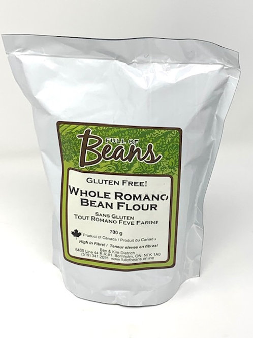 Romano Bean Flour