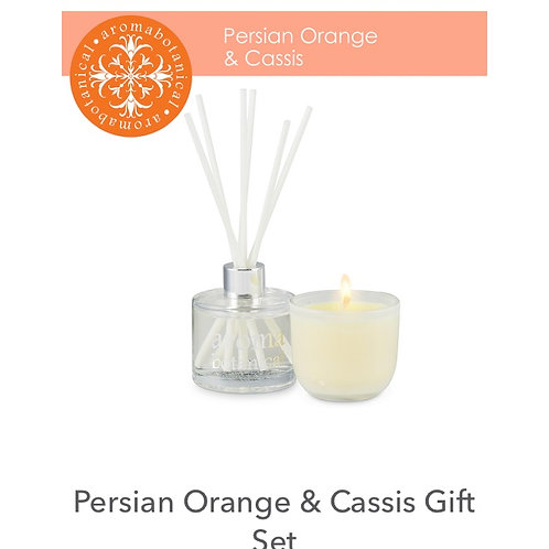 Persian Orange & Cassis Gift Set