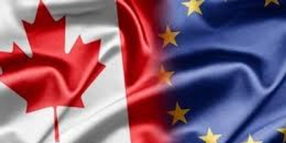 Upcoming CETA Third Anniversary webinars September 22, 2020