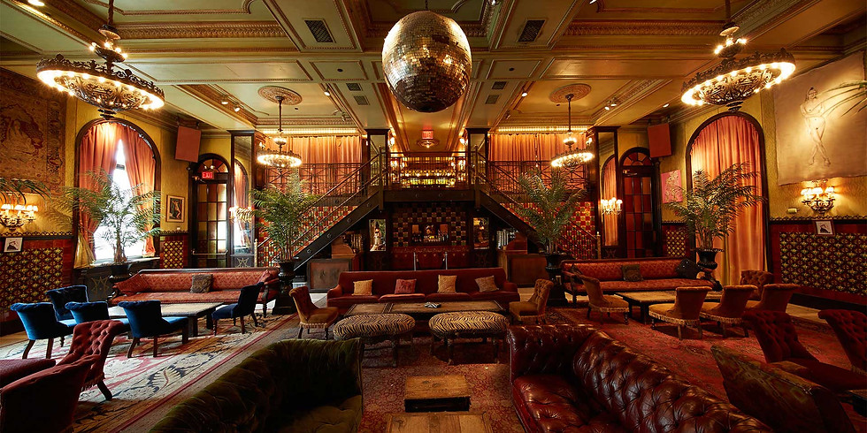 Jane Hotel - NYC