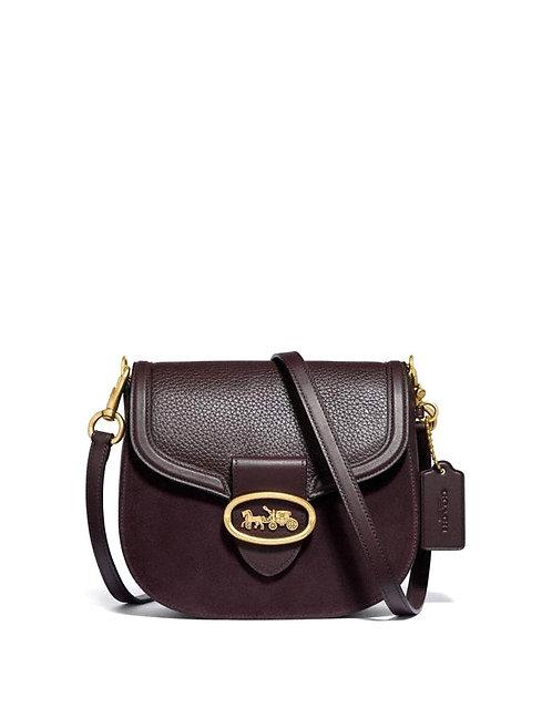 Coach Kat Saddle Bag 20
