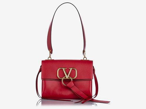 Valentino Garavani VRing leather bag