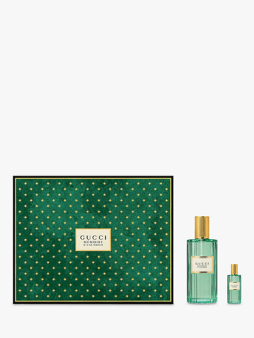 GUCCI Mémoire d'une Odeur Eau de Parfum Gift Set - 60ML UNISEX