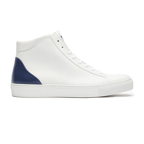 Gideon | White/Navy