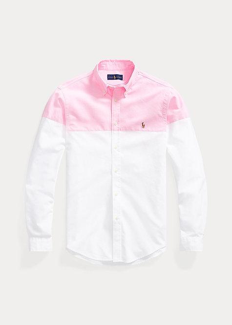 Polo Ralph Lauren Slim Fit Colour-Blocked Shirt