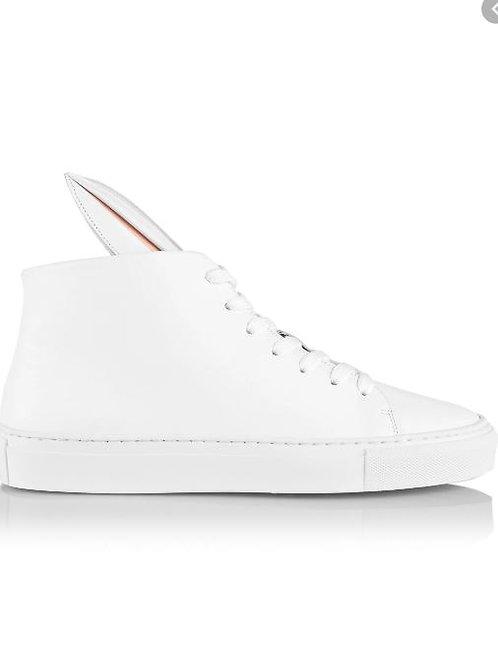 Minna Parikka Bunny leather high-top sneakers