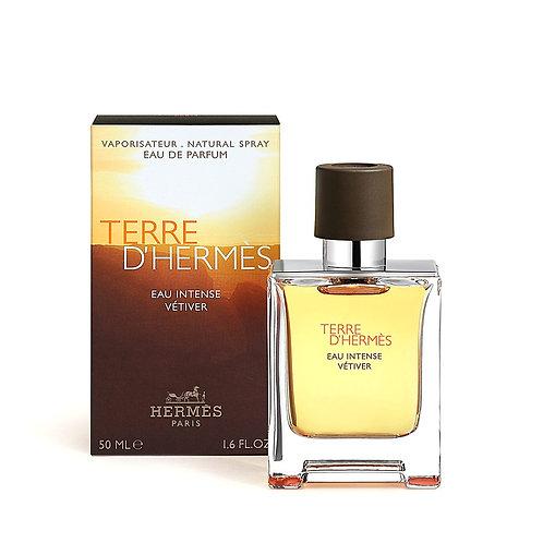 Terre d'Hermes Eau Intense Vetiver Eau de parfum 50ml For Him
