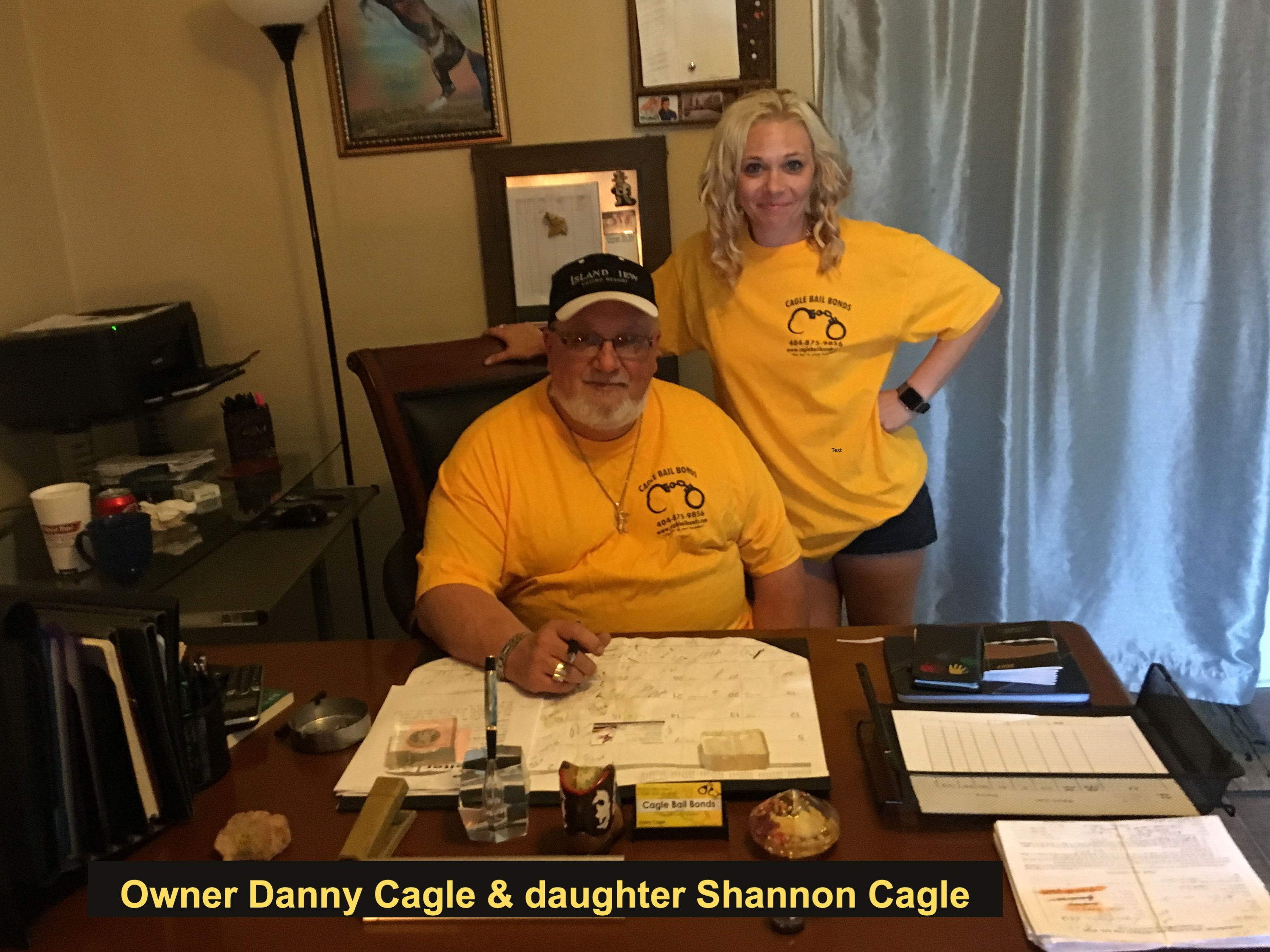 Owner Danny Cagle