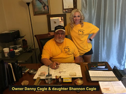 Danny & Shannon
