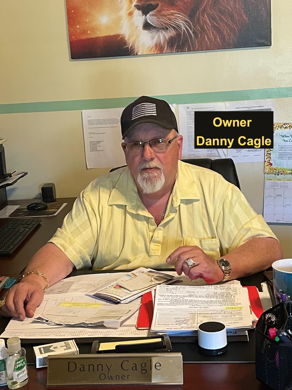 Danny Cagle