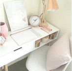 pink-and-gold-desk-accessories-pink-desk