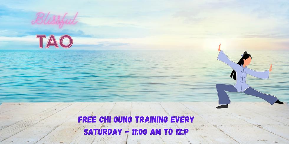 FREE CHI GUNG TRAINING