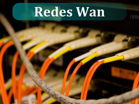Serviços de rede WAN