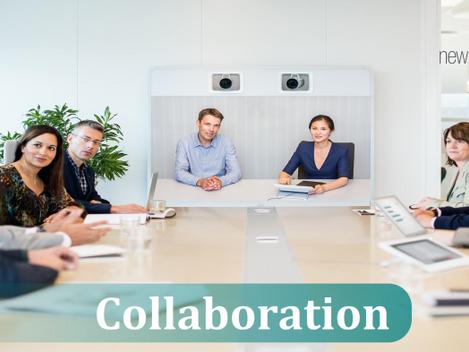 Colaboração Unificada na sua Organização