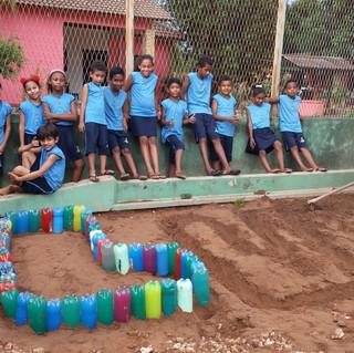 Ecole Varzea Grande 8 Brésil