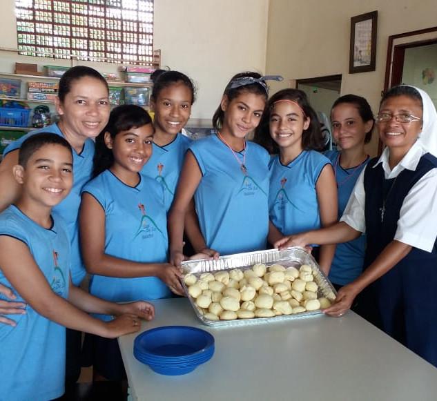 Ecole Varzea Grande 10 Brésil