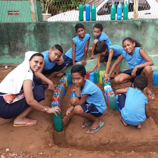 Ecole Varzea Grande 7 Brésil