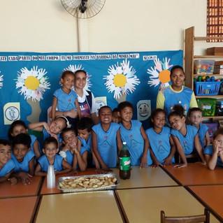 Ecole Varzea Grande 3 Brésil